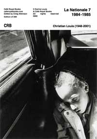 Christian Louis : la Nationale 7 (couverture)