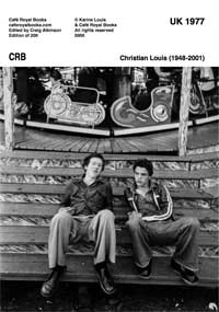 Christian Louis : GB 1977—Liverpool, Londres, Aberdeen (couverture)