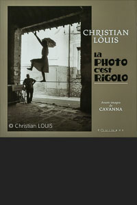 Christian Louis : La Photo c'est Rigolo (couvercle)